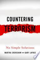 Countering Terrorism Book