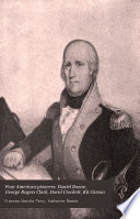 Four American Pioneers: Daniel Boone, George Rogers Clark, David Crockett, Kit Carson