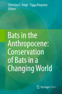 Bats in the Anthropocene: Conservation of Bats in a Changing World Pdf/ePub eBook