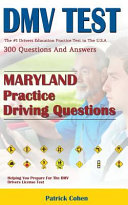 Maryland DMV Permit Test