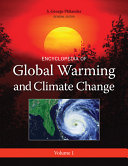 Pdf Encyclopedia of global warming and climate change