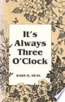 Read Online It's Always Three O'clock For Free