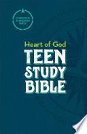 CSB Heart of God Teen Study Bible