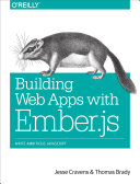 Building Web Apps with Ember.js Pdf/ePub eBook