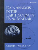 Data Analysis in the Earth Sciences Using Matlab
