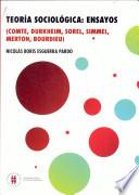 Teoria sociologica: ensayos