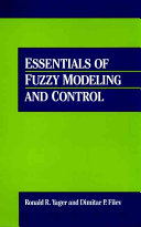 Essentials of Fuzzy Modeling and Control Book