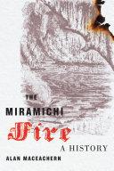 Pdf The Miramichi Fire Telecharger
