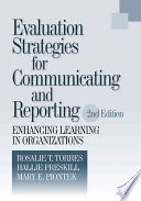 Evaluation Strategies for Communicating and Reporting Book