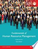 Fundamentals of Human Resource Management, Global Edition