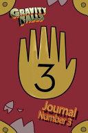 Gravity Falls Journal Number 3