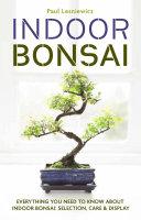 Indoor Bonsai Pdf/ePub eBook