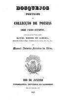 Bosquejos poeticos ou colleccao de poesias sobre varios assumptos