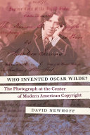 Who Invented Oscar Wilde