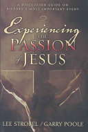 Experiencing the Passion of Jesus Book PDF