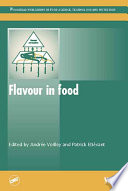 Flavour in Food Book
