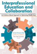 Interprofessional Education and Collaboration