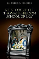 A History of the Thomas Jefferson School of Law