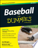 """Baseball For Dummies"" by Joe Morgan, Richard Lally"