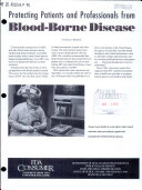 Protecting Patients and Professionals from Blood-borne Disease ebook
