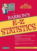 Barron's E-Z Statistics