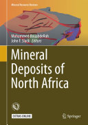 Pdf Mineral Deposits of North Africa Telecharger