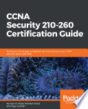 Ccna Security 210 260 Certification Guide Book PDF