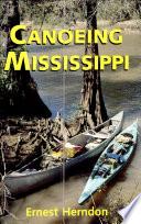 """Canoeing Mississippi"" by Ernest Herndon"