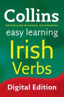 Easy Learning Irish Verbs (Collins Easy Learning Irish)