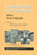 Lessons on Aging from Three Nations  The art of aging well