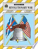Revolutionary War Thematic Unit Book