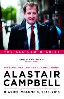 Alastair Campbell Diaries  Volume 8