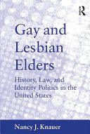 Gay and Lesbian Elders [Pdf/ePub] eBook