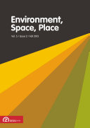 Environment, Space, Place - Volume 5, Issue 2 (Fall 2013)