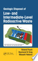 Geologic Disposal of Low  and Intermediate Level Radioactive Waste