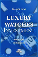 Luxury Watches as Investment
