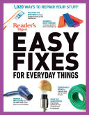Reader's Digest Easy Fixes for Everyday Things Pdf/ePub eBook