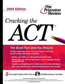 Cracking the ACT with Sample Tests 2004
