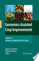 Genomics Assisted Crop Improvement