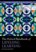 The Oxford Handbook of Lifelong Learning
