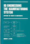 re engineering the manufacturing system