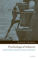 Psychological Subjects
