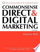 """Commonsense Direct & Digital Marketing"" by Drayton Bird"