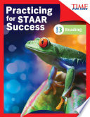 Time For Kids Practicing For Staar Success Reading Grade 3