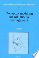 Receptor Modeling for Air Quality Management