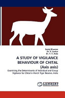 A Study of Vigilance Behaviour of Chital  Axis Axis