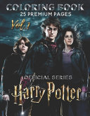 Harry Potter Coloring Book Vol1