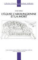 L'Église carolingienne et la mort Pdf/ePub eBook