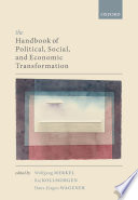 The Handbook of Political  Social  and Economic Transformation Book