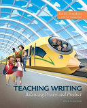 Teaching Writing Book